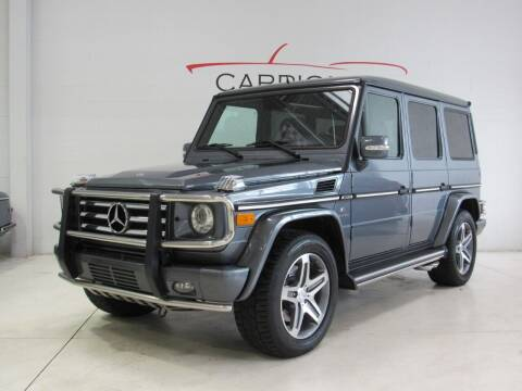 2009 Mercedes-Benz G-Class for sale at Cabriolet Motors in Morrisville NC