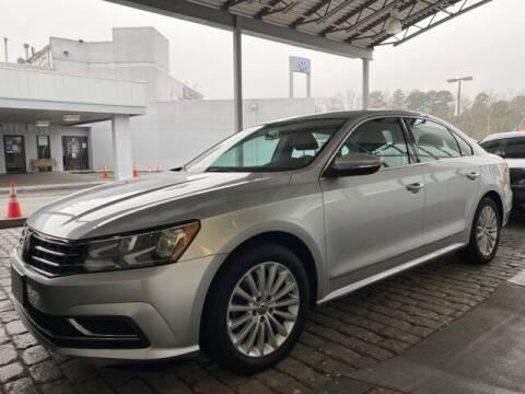 2017 Volkswagen Passat for sale at Southern Auto Solutions-Jim Ellis Volkswagen Atlan in Marietta GA