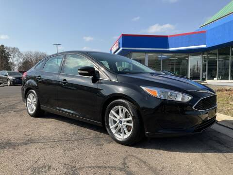 2015 Ford Focus for sale at A 1 Motors in Monroe MI