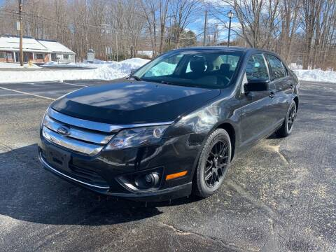 2010 Ford Fusion for sale at Volpe Preowned in North Branford CT