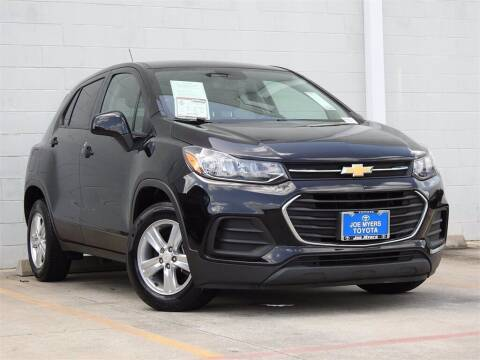 2019 Chevrolet Trax for sale at Joe Myers Toyota PreOwned in Houston TX