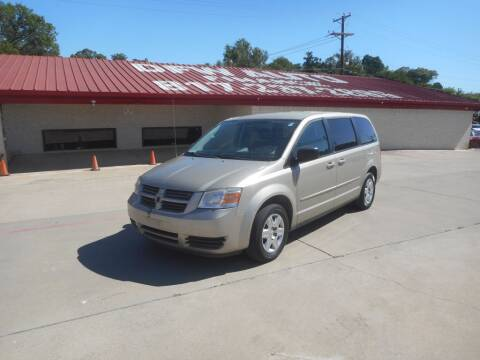 2009 Dodge Grand Caravan for sale at DFW Auto Leader in Lake Worth TX