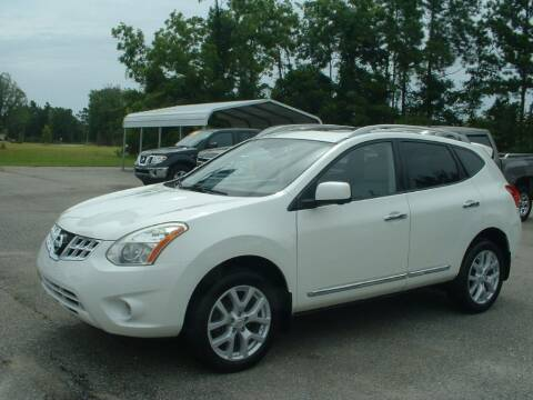 2013 Nissan Rogue for sale at Northgate Auto Sales in Myrtle Beach SC