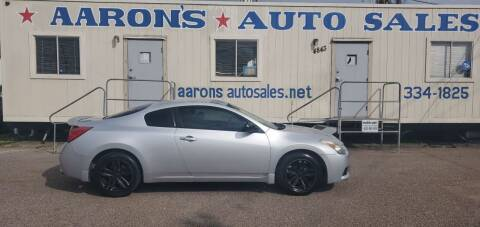 2010 Nissan Altima for sale at Aaron's Auto Sales in Corpus Christi TX