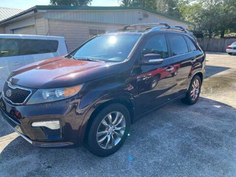 2012 Kia Sorento for sale at Double K Auto Sales in Baton Rouge LA