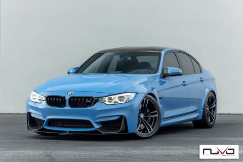 2015 BMW M3 for sale at Nuvo Trade in Newport Beach CA
