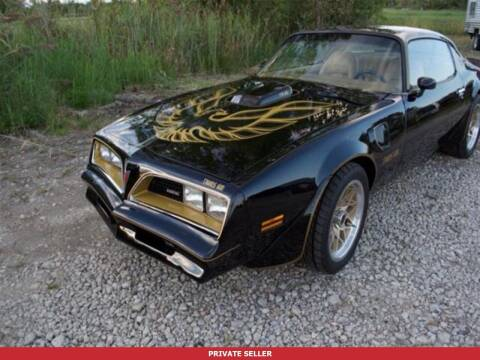 1977 Pontiac Trans Am for sale at US 24 Auto Group in Redford MI