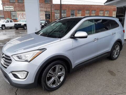 2014 Hyundai Santa Fe for sale at Lincoln County Automotive in Fayetteville TN