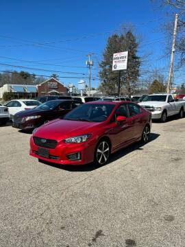2018 Subaru Impreza for sale at NEWFOUND MOTORS INC in Seabrook NH