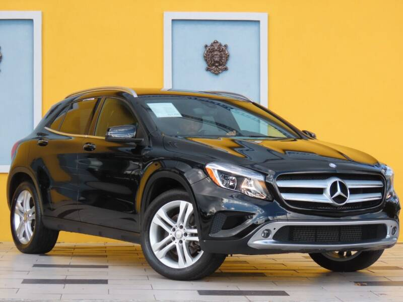 2017 Mercedes-Benz GLA for sale at Paradise Motor Sports LLC in Lexington KY