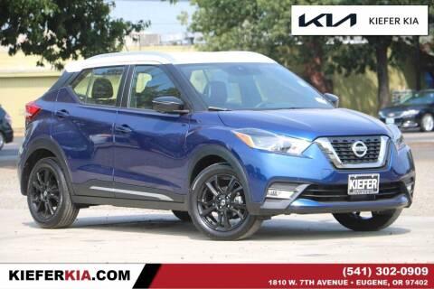 2020 Nissan Kicks for sale at Kiefer Kia in Eugene OR
