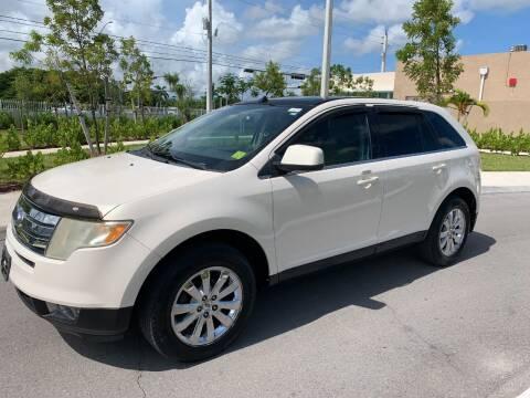 2008 Ford Edge for sale at LA Motors Miami in Miami FL