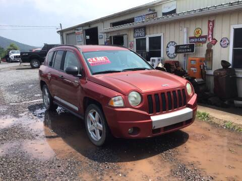 2007 Jeep Compass for sale at Troys Auto Sales in Dornsife PA