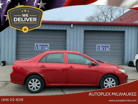 2009 Toyota Corolla for sale at Autoplex 2 in Milwaukee WI