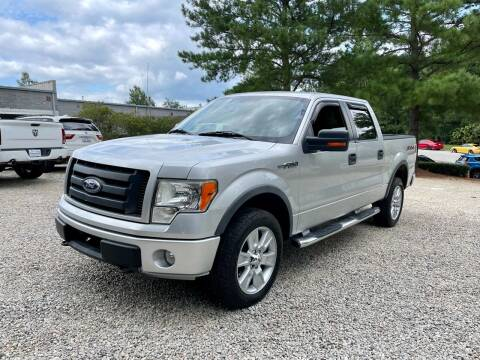 2010 Ford F-150 for sale at Weaver Motorsports Inc in Cary NC