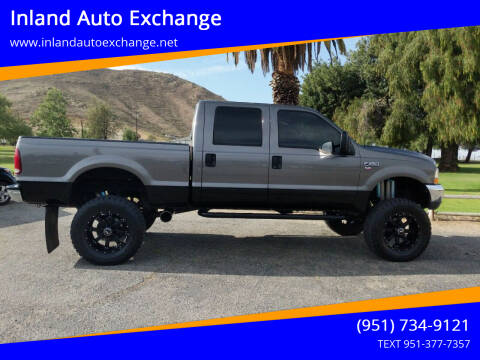 2002 Ford F-250 Super Duty for sale at Inland Auto Exchange in Norco CA