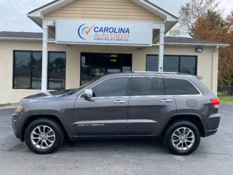 2015 Jeep Grand Cherokee for sale at Carolina Auto Credit in Youngsville NC