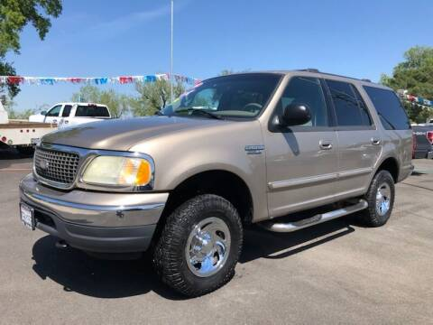2002 Ford Expedition for sale at C J Auto Sales in Riverbank CA