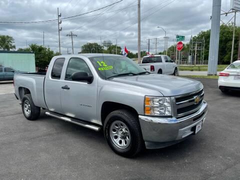2012 Chevrolet Silverado 1500 for sale at Jerry & Menos Auto Sales in Belton MO