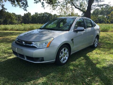 2008 Ford Focus for sale at Murphy MotorSports of the Carolinas in Parkton NC