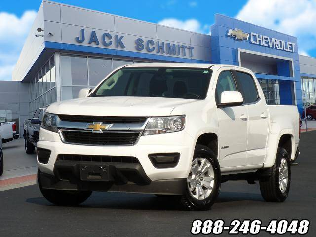 2020 Chevrolet Colorado for sale at Jack Schmitt Chevrolet Wood River in Wood River IL