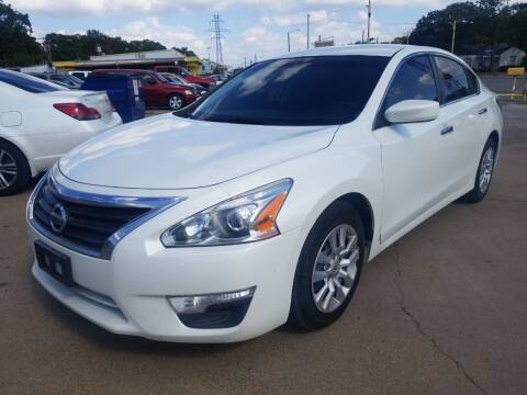 2015 Nissan Altima for sale at Nile Auto in Fort Worth TX