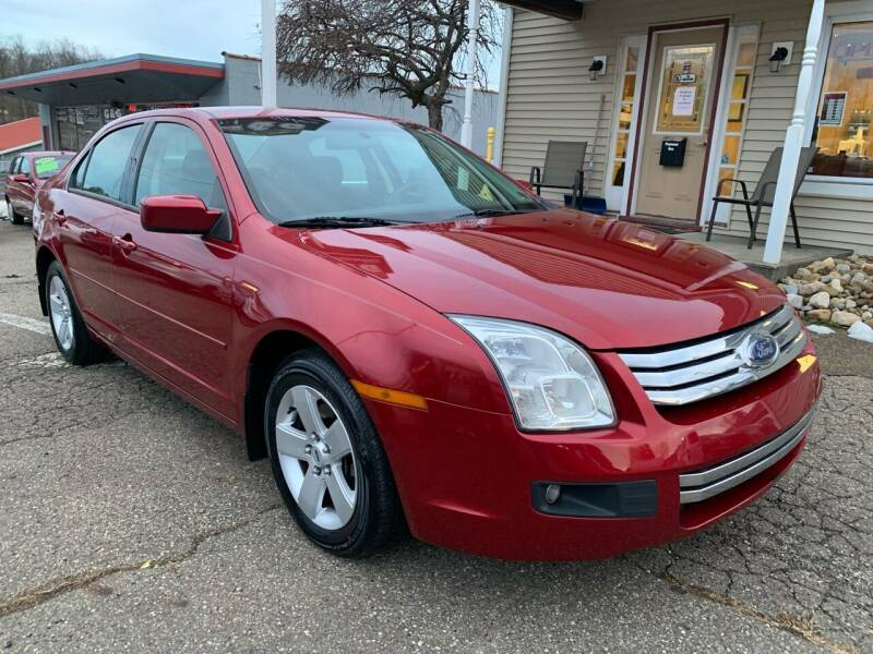 2007 Ford Fusion for sale at G & G Auto Sales in Steubenville OH