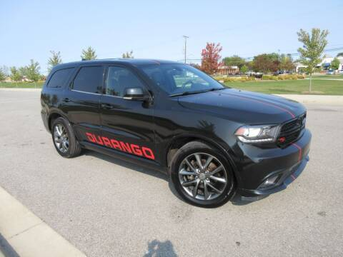 2014 Dodge Durango for sale at Wholesale Car Buying in Saginaw MI