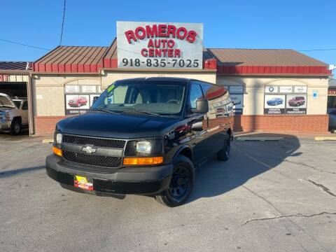 2011 Chevrolet Express Cargo for sale at Romeros Auto Center in Tulsa OK