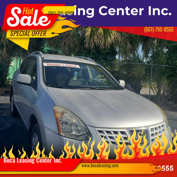 2009 Nissan Rogue for sale at Boca Leasing Center Inc. in West Palm Beach FL