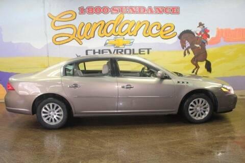 2007 Buick Lucerne for sale at Sundance Chevrolet in Grand Ledge MI