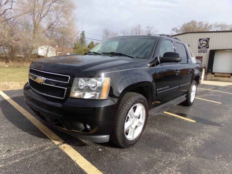 2007 Chevrolet Avalanche for sale at Rose Auto Sales & Motorsports Inc in McHenry IL