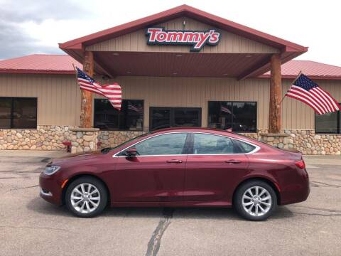 2016 Chrysler 200 for sale at Tommy's Car Lot in Chadron NE