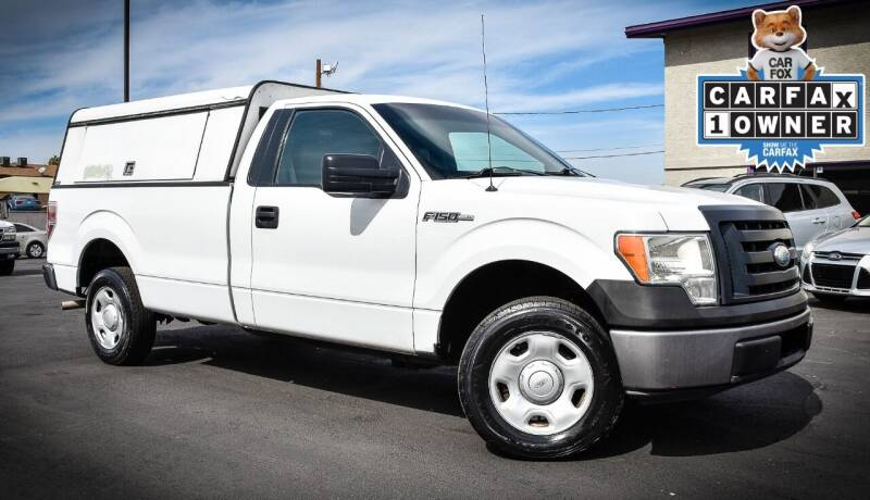 2009 Ford F-150 for sale at Rahimi Automotive Group in Yuma AZ