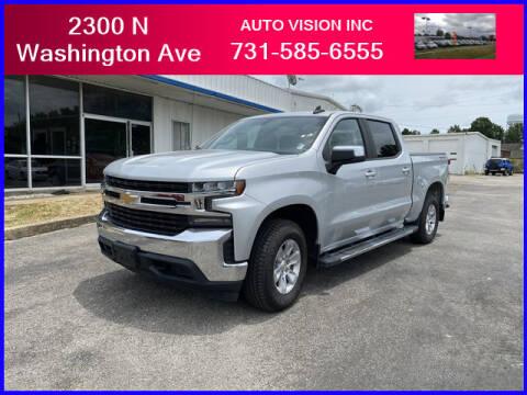 2019 Chevrolet Silverado 1500 for sale at Auto Vision Inc. in Brownsville TN
