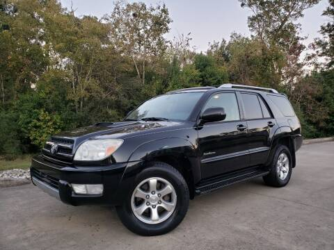 2003 Toyota 4Runner for sale at Houston Auto Preowned in Houston TX