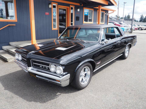1964 Pontiac GTO for sale at Sabeti Motors in Tacoma WA