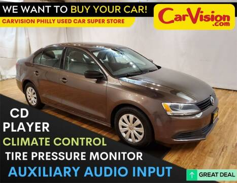 2012 Volkswagen Jetta for sale at Car Vision Mitsubishi Norristown - Car Vision Philly Used Car SuperStore in Philadelphia PA