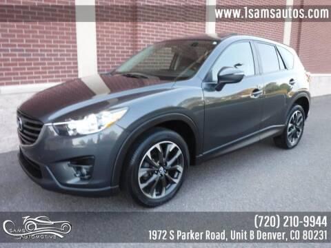 2016 Mazda CX-5 for sale at SAM'S AUTOMOTIVE in Denver CO