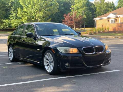 2011 BMW 3 Series for sale at Top Notch Luxury Motors in Decatur GA