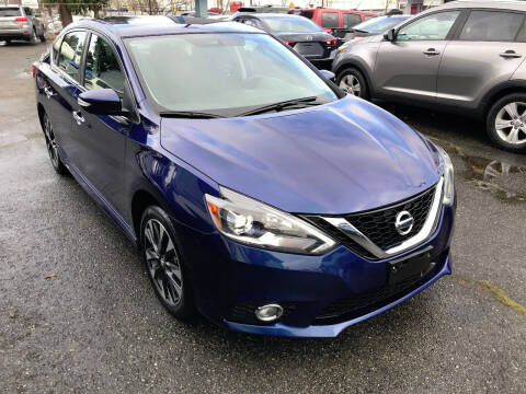 2019 Nissan Sentra for sale at Autos Cost Less LLC in Lakewood WA