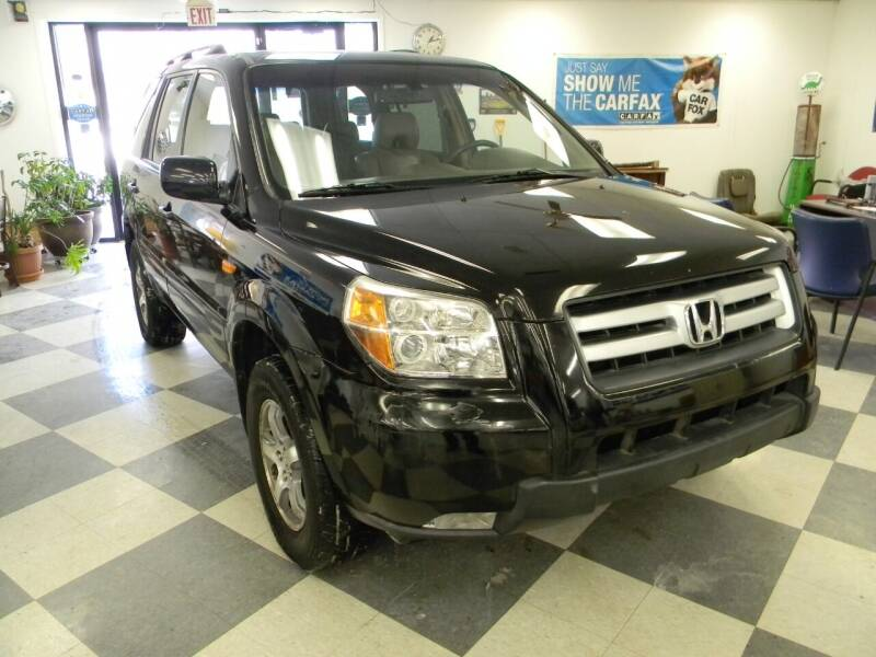 2007 Honda Pilot for sale at Lindenwood Auto Center in St.Louis MO