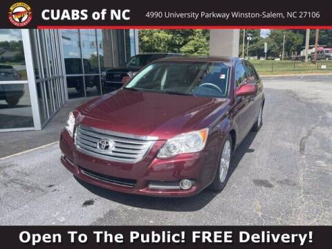 2009 Toyota Avalon for sale at Summit Credit Union Auto Buying Service in Winston Salem NC