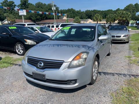 2009 Nissan Altima for sale at Auto Mart - Dorchester in North Charleston SC