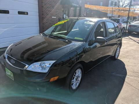 2006 Ford Focus for sale at Adams Street Motor Company LLC in Dorchester MA