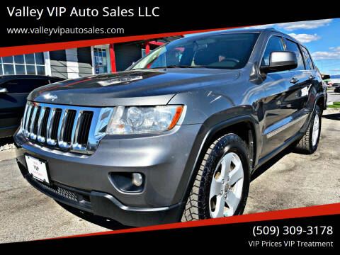 2013 Jeep Grand Cherokee for sale at Valley VIP Auto Sales LLC in Spokane Valley WA