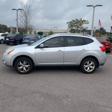 2009 Nissan Rogue for sale at GLOBAL MOTOR GROUP in Newark NJ