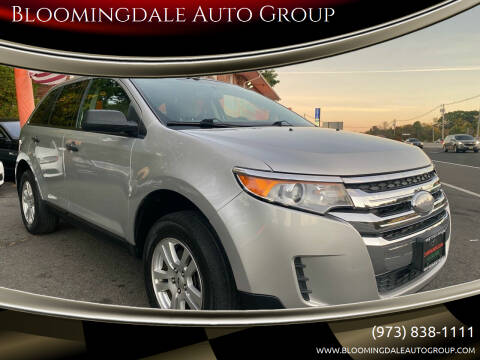 2013 Ford Edge for sale at Bloomingdale Auto Group - The Car House in Butler NJ