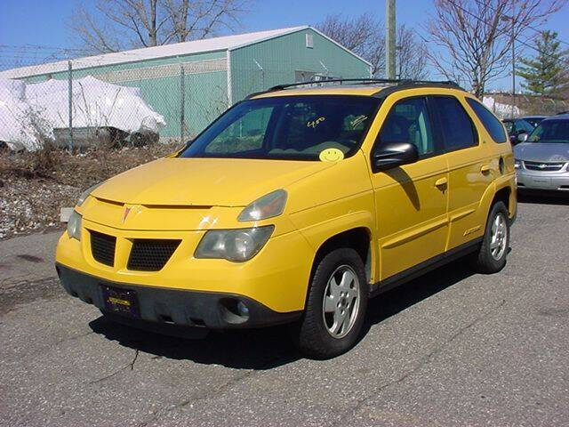 2002 Pontiac Aztek for sale at VOA Auto Sales in Pontiac MI