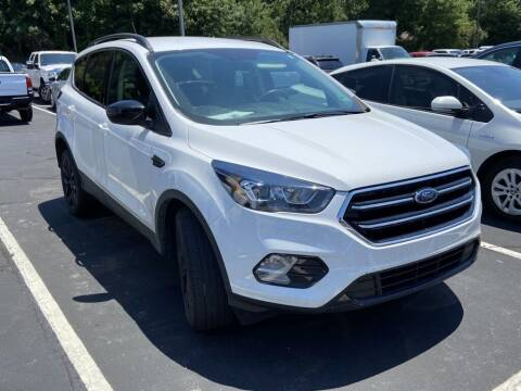 2019 Ford Escape for sale at Stearns Ford in Burlington NC